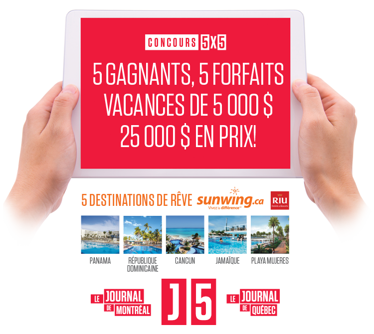 j5 journal de quebec