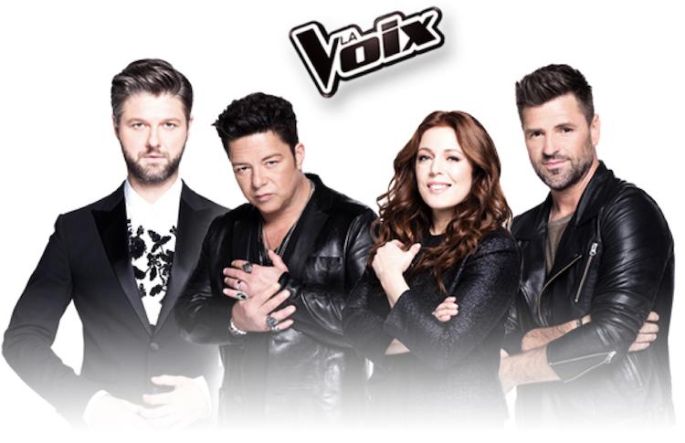La Voix 2017 >> Concours La Voix 5